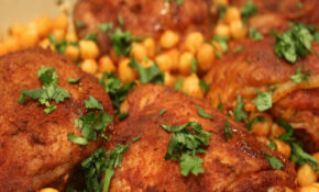 Smoked Paprika Chicken & Chickpeas - The Spice & Tea Shoppe