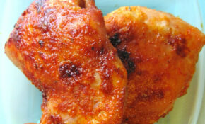 Smoked Paprika Chicken Recipe — Dishmaps – Recipes Paprika Chicken