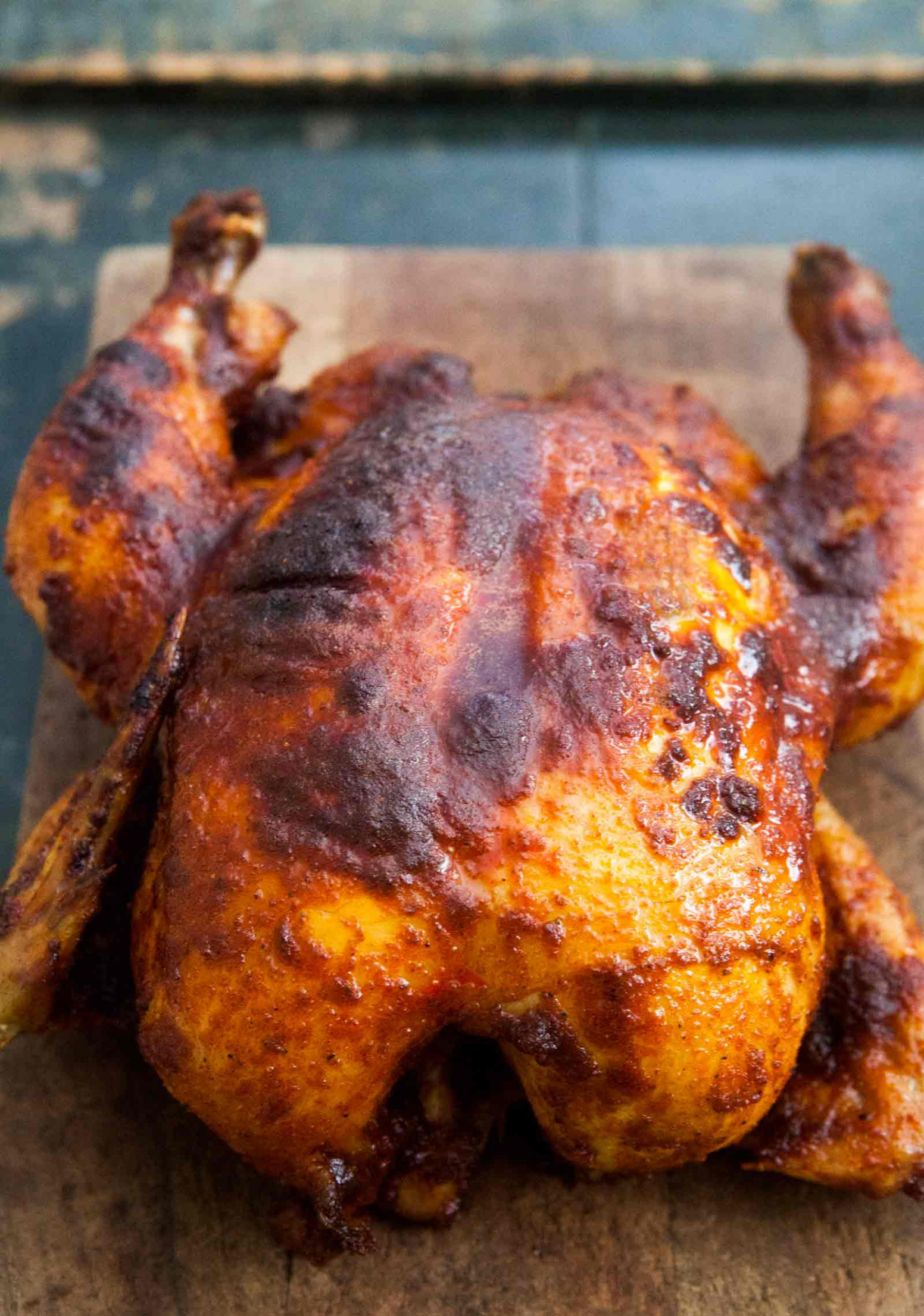Smoked Paprika Roast Chicken Recipe | SimplyRecipes