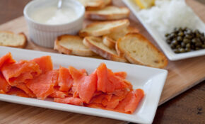 Smoked Salmon, A Cool Dinner On A Hot Evening – Smoked Salmon Recipes Dinner