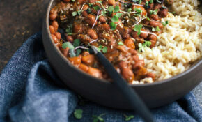 Smoky Vegetarian Red Beans And Rice – Recipes Beans Vegetarian