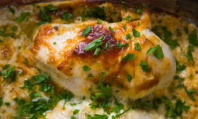 Smothered Sour Cream Chicken – Chicken Recipes Using Sour Cream