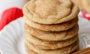 Snickerdoodle Cookie Recipe – Food Recipes Cookies