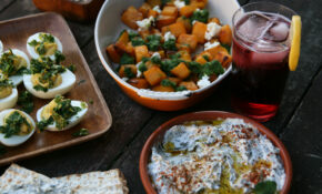 Some Appetizing Nibbles For Pre Seder Snacking : NPR – Recipes Pre Dinner Nibbles