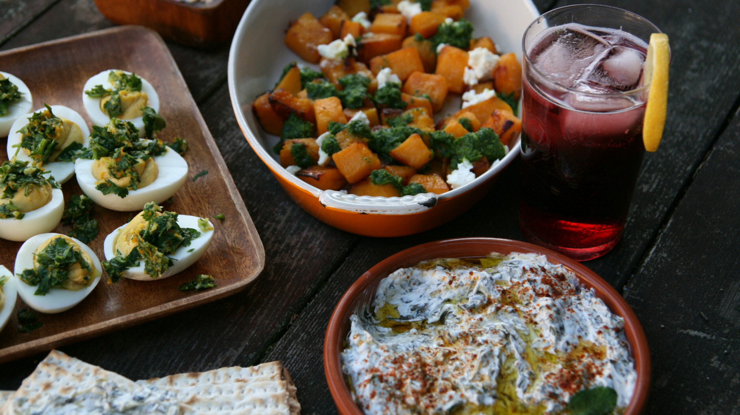 Some Appetizing Nibbles For Pre-Seder Snacking : NPR - recipes pre dinner nibbles