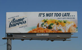 Someburros Billboard – Santan Freeway Loop 202, Chandler, AZ – Dinner Recipes North Indian