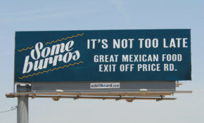 Someburros Billboard – Santan Freeway Loop 202, Chandler, AZ – Trader Joe's Recipes Dinner