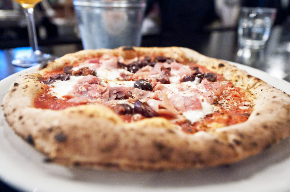 Sotto Casa - Pizza Simpatia - recipes no food in house