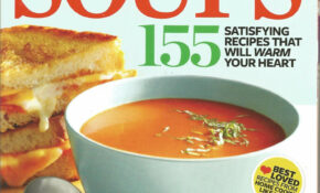 Soups Magazine 11 New Recipes (Taste Of Home Special ..