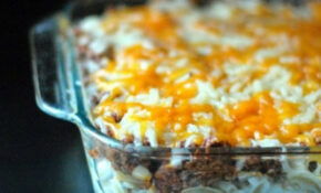 Sour Cream Noodle Bake – Aunt Bee's Recipes – Chicken Recipes For Instant Pot