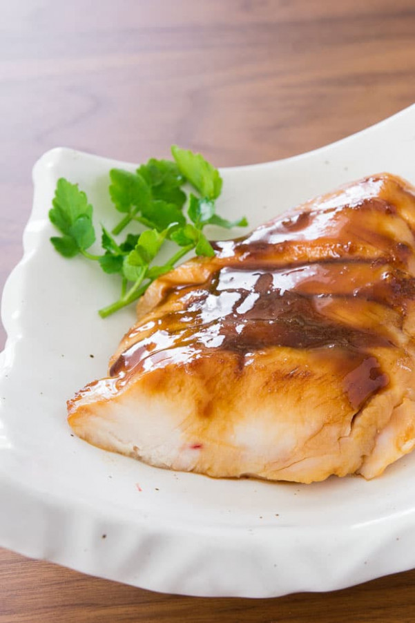 Sous Vide Chicken Teriyaki Recipe - sous vide recipes chicken