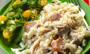 South Carolina Chicken & Rice – Recipes With Chicken And Rice
