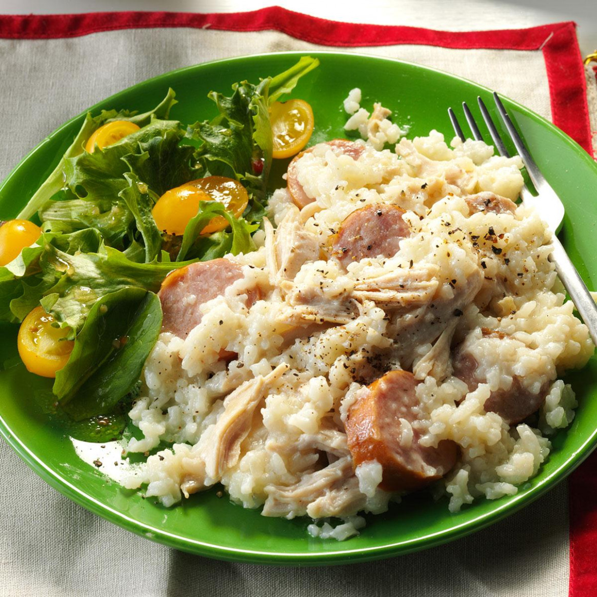 South Carolina Chicken & Rice - recipes with chicken and rice