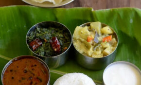 South Indian Lunch Recipes South Indian Vegetarian Lunch ..