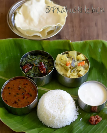South Indian Lunch Recipes-South Indian Vegetarian Lunch ..