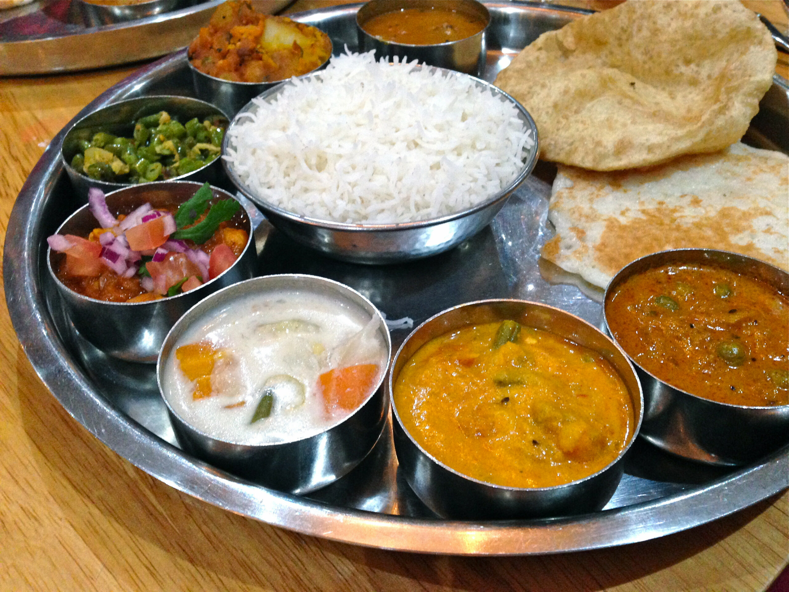 South Indian restaurant Kayal in Leicester – The Vegan Twist - indian recipes vegetarian