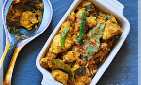 South Indian Style Dry Chicken Curry – Chicken Recipes South Indian
