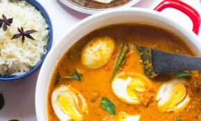 South Indian Style Egg Curry Recipe (Kerala Style) – Food Recipes Kerala Style