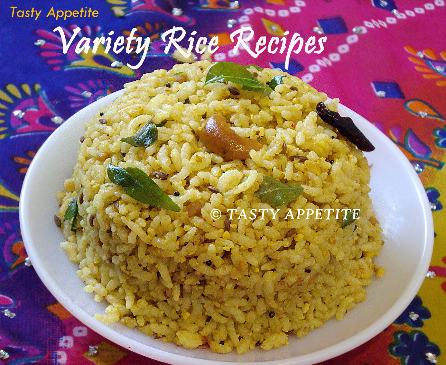 South Indian Variety Rice Recipes / Healthy Lunch Box ..