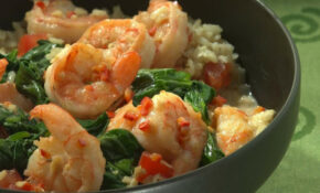 South Pacific Shrimp Recipe – EatingWell – Healthy Recipes With Shrimp