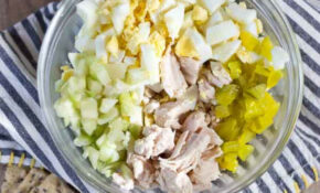 Southern Canned Chicken Salad Recipe | Canned Chicken Recipes – Recipes Canned Chicken