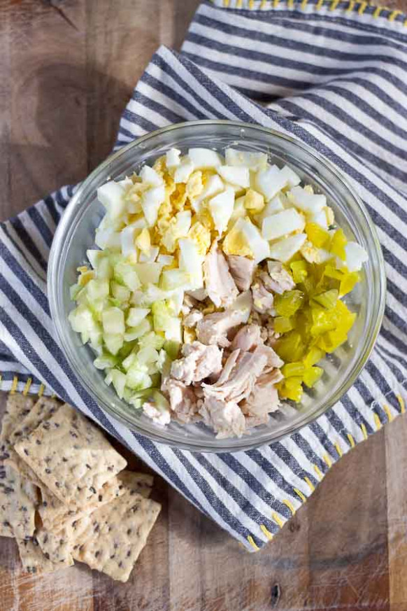 Southern Canned Chicken Salad Recipe | Canned Chicken Recipes - recipes canned chicken