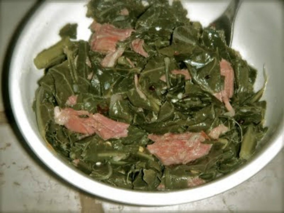 Southern Collard Greens Recipe- Soul Food Style | Divas ..