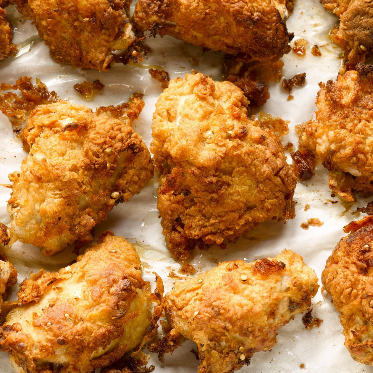 Southern Fried Chicken I Ottolenghi Recipes | Seakitty ..