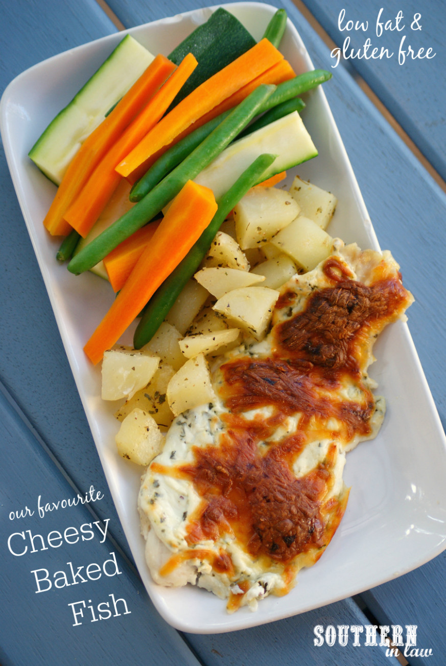 Southern In Law: Recipe: Our Favourite Cheesy Baked Fish ..