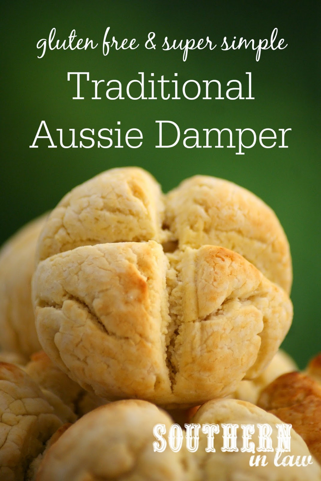Southern In Law: Recipe: Traditional Aussie Damper {GLUTEN ..