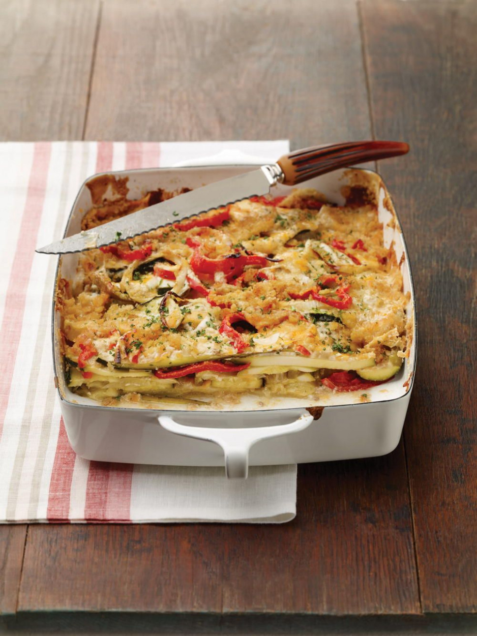 Southern-Style Vegetable Casserole - recipes vegetable casseroles healthy