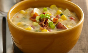 Southwest Potato Corn Chowder Recipe – Dinner Recipes Low Fat