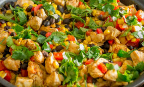 Southwestern Chicken Skillet Dinner | Pick Fresh Foods – Recipes And Food