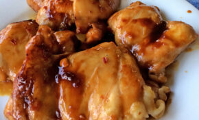 Soy Ginger Chicken For The Low Fodmap, Diabetic, Lactose And ..