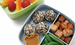 Soy Lime Tofu & Rice Bento Lunch Recipe – EatingWell – Healthy Japanese Recipes
