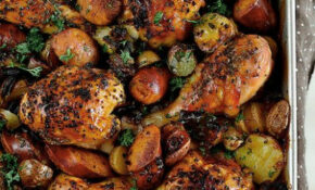 Spanish Chicken With Chorizo And Potatoes | Recipe ..