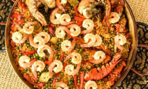 Spanish Grand Prix: Paella On The Grill – Paella Recipes Chicken