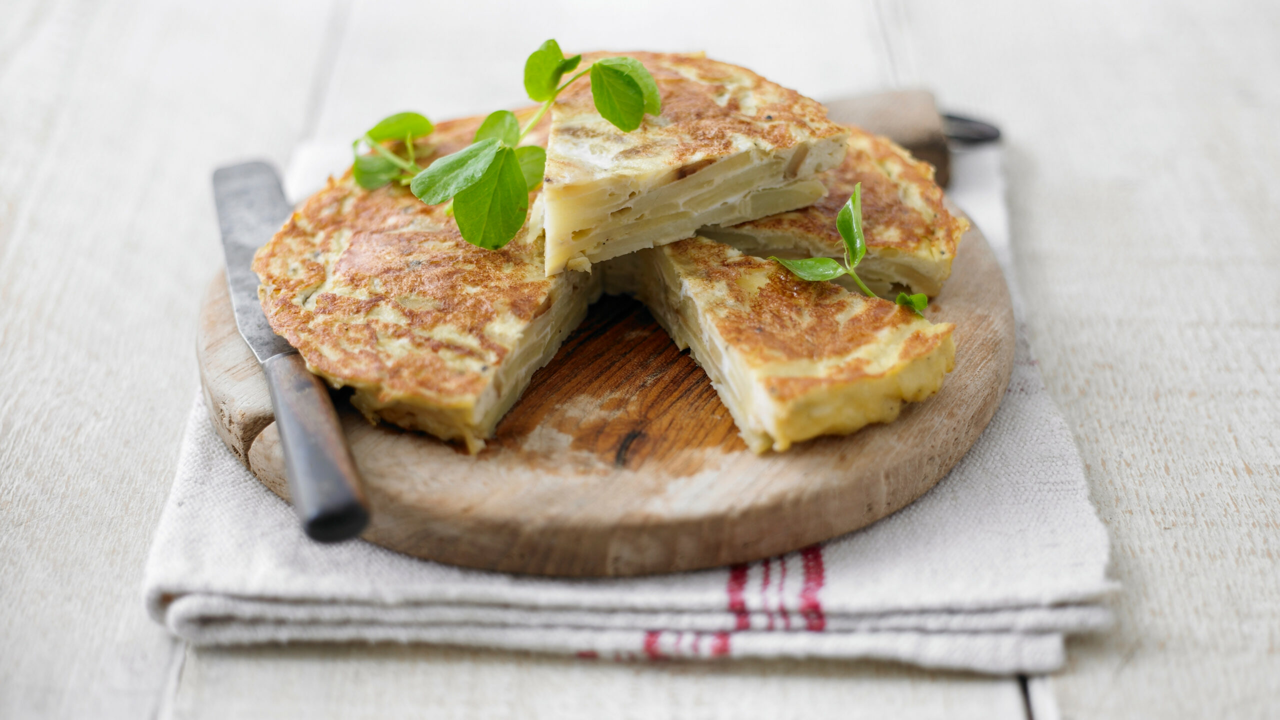 Spanish Omelette - Food Recipes In Spanish