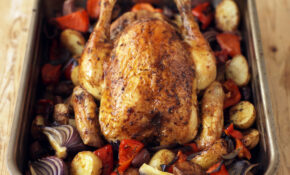 Spanish Style Roast Chicken Recipe – Food Republic – Food Recipes With Chicken