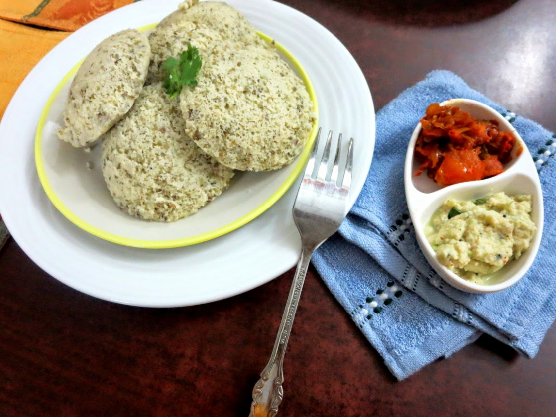 Spice your Life: Sprouted Moong Dal Idli ~ Low Carb Indian ..