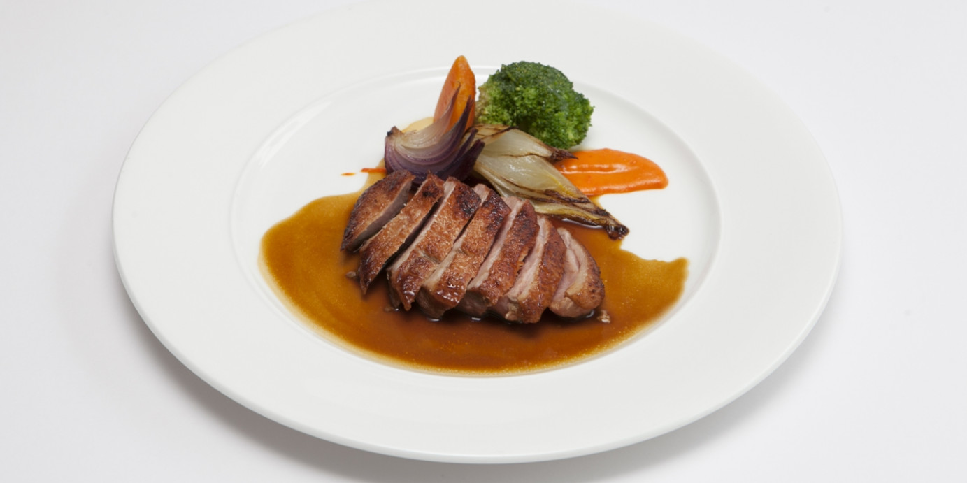 Spiced Duck Breast Recipe - Great British Chefs - chicken breast recipes dinner
