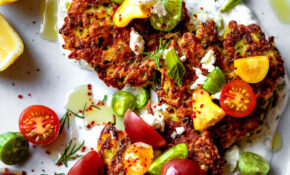 Spiced Gluten Free Zucchini Fritters • The Bojon Gourmet – Gluten Free Dairy Free Recipes Dinner