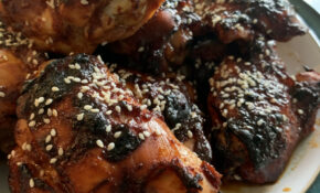 Spicy And Sweet Sticky Chicken – Chetna Makan – Recipes Video Chicken