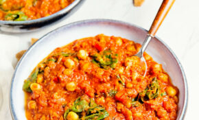 Spicy Berbere Bean Stew – Monkey And Me Kitchen Adventures – Recipes Using Berbere Spice Vegetarian
