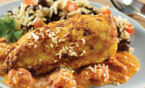 Spicy Brazilian Coconut Chicken Recipe – Clean Eating Magazine – Brazilian Food Recipes