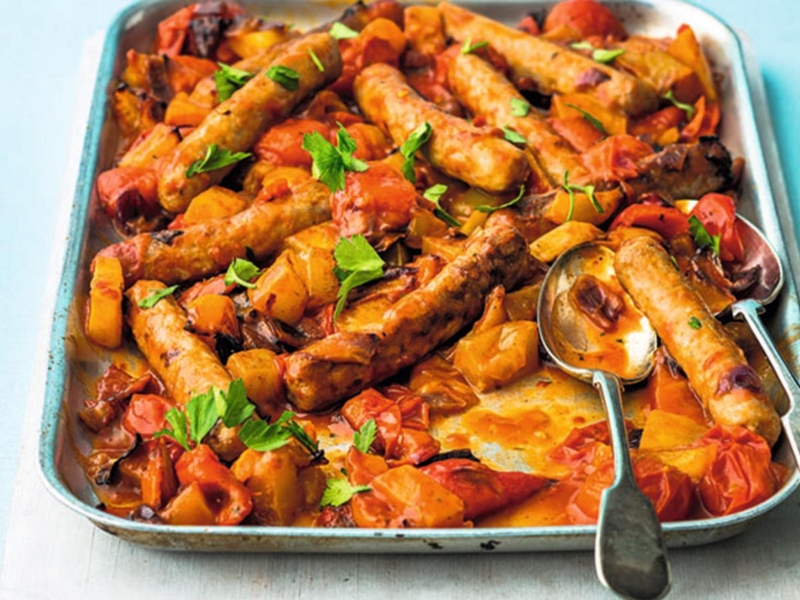 Spicy Caribbean Sausages - recipes heck chicken sausages
