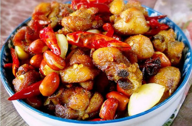 Spicy Chicken Recipes - Chinese Food Recipes - chicken recipes spicy