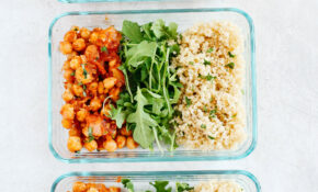 Spicy Chickpea And Quinoa Bowls – Quinoa Dinner Recipes Vegetarian