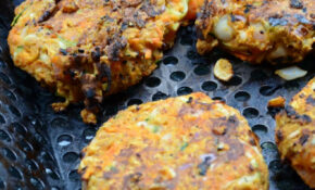 Spicy Chickpea Veggie Burgers (Vegan, Gluten Free) – Recipe Vegetarian Hamburger Patties