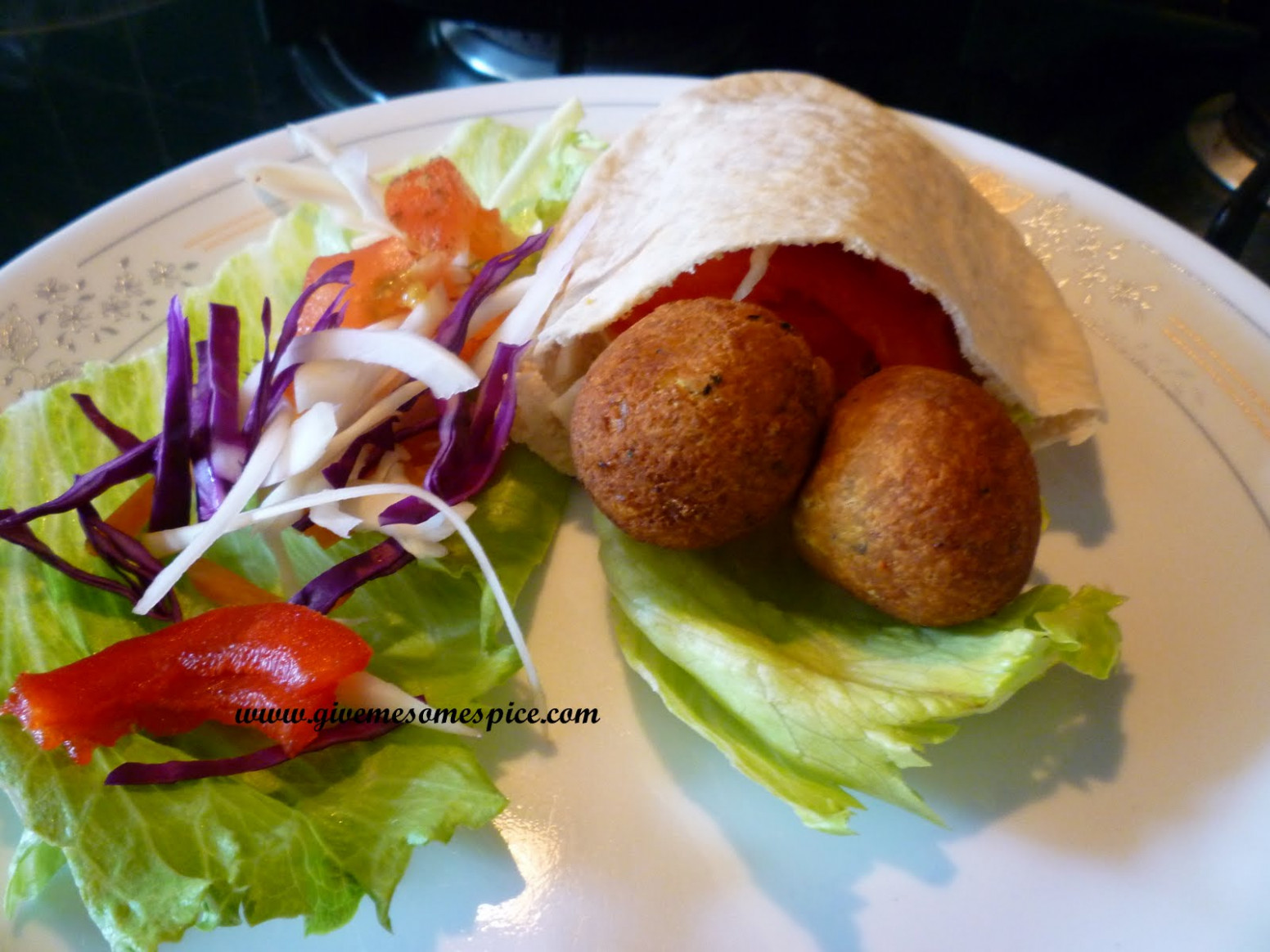 Spicy Falafels | Authentic Vegetarian Recipes | Traditional ..